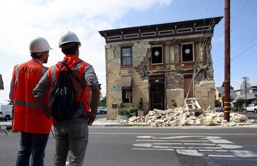 Napa Earthquake Structure Assessment